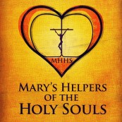 Mary's Helpers of the Holy Souls – detail